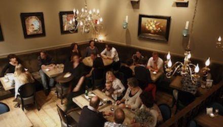 KookCadeau Deventer Bar-Bistro De Rode Kater
