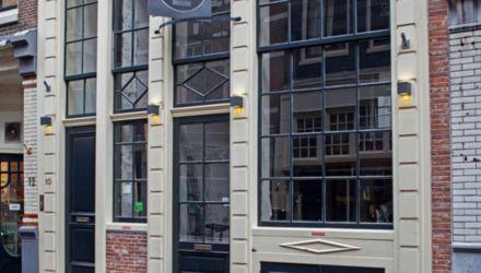 KookCadeau Amsterdam Bleu Amsterdam