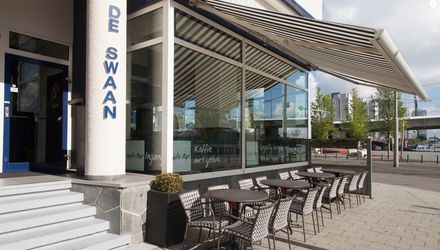 KookCadeau Rotterdam Cafe Bar de Swaan (Hotel Thon Rotterdam)