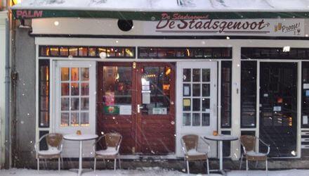 KookCadeau Utrecht Cafe De Stadsgenoot