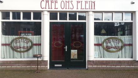KookCadeau Heemskerk Cafe Ons Plein