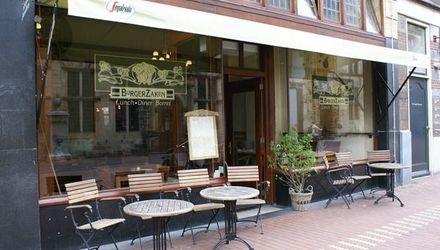 KookCadeau Leiden Cafe Restaurant Burgerzaken
