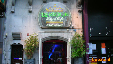 KookCadeau Amsterdam Cafe restaurant De Kroon