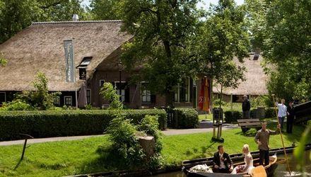 KookCadeau Giethoorn Cafe Restaurant De Sloothaak