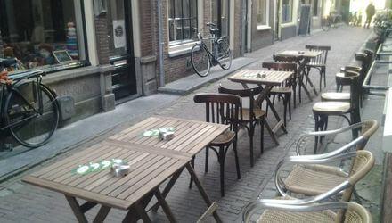 KookCadeau Leiden Cafe Storm