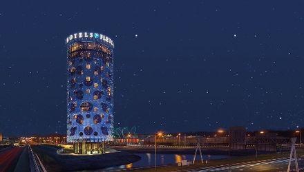 KookCadeau Amsterdam Fletcher Hotel Amsterdam | SKYrestaurant Pi