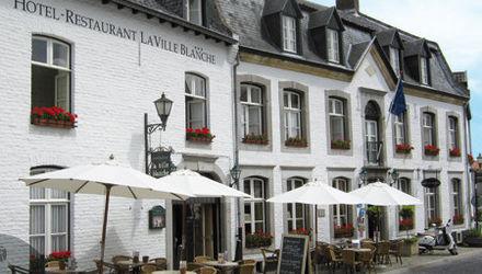 KookCadeau Thorn Fletcher Hotel-Restaurant La Ville Blanche