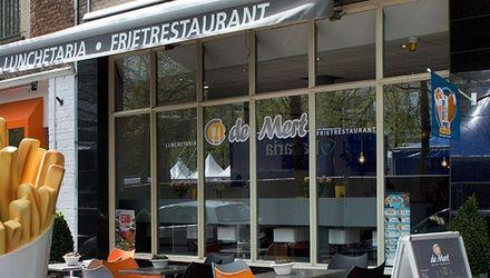 KookCadeau Arnhem Frietrestaurant de Mert