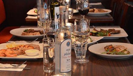 KookCadeau Zoetermeer Grieks specialiteitenrestaurant Delphi