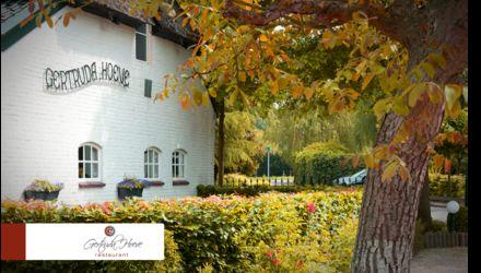 KookCadeau Son en Breugel Restaurant de Gertruda Hoeve