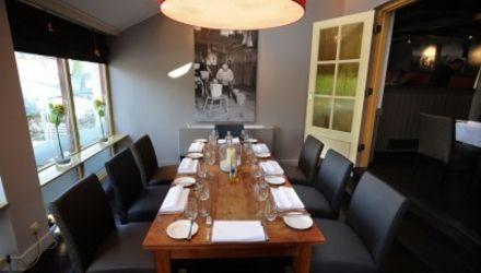 KookCadeau Hooglanderveen Restaurant de Mangerie