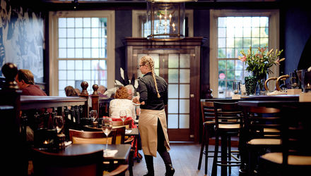 KookCadeau Den Burg (Texel) Restaurant Schoutenhuys