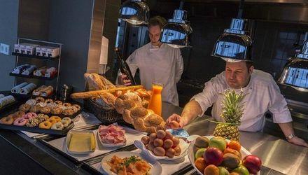 KookCadeau AMSTERDAM SKYrestaurant Pi