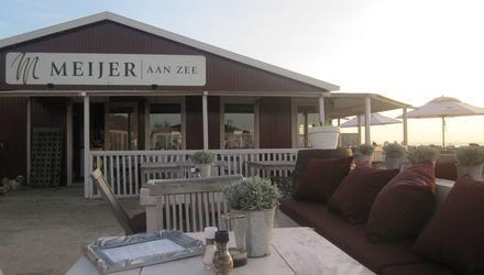 KookCadeau Zandvoort Strandrestaurant Meijer aan Zee