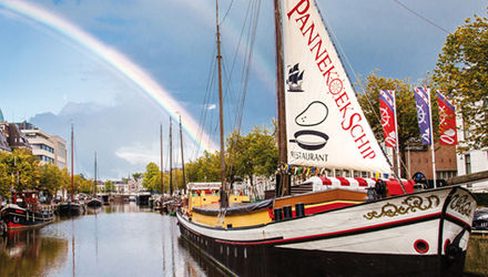 KookCadeau Leeuwarden 't Pannekoekschip