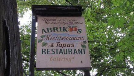 KookCadeau Utrecht Tapas Restaurant Abrikoos