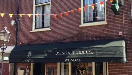 KookCadeau Montfoort Wijnbar Wine&Bubbles (Hotel Montfoort)